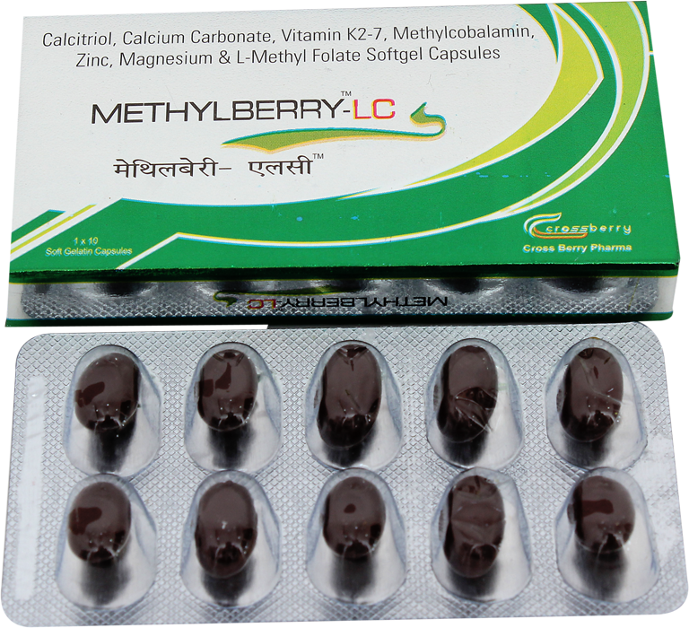 Methylberry-LC Cap