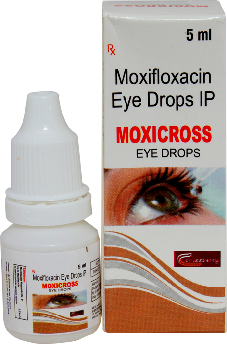 Moxicross-Eye Drop